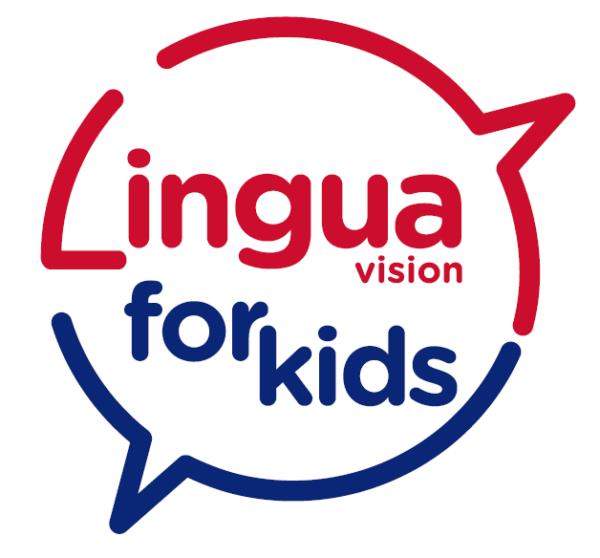 Linguavision curso inglés para niños